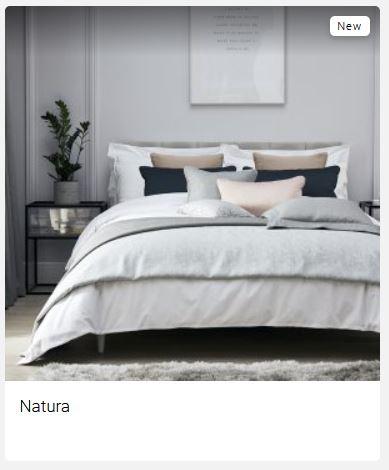 Natura Clarke & Clarke Curtain Fabric (Main Tile Pic)